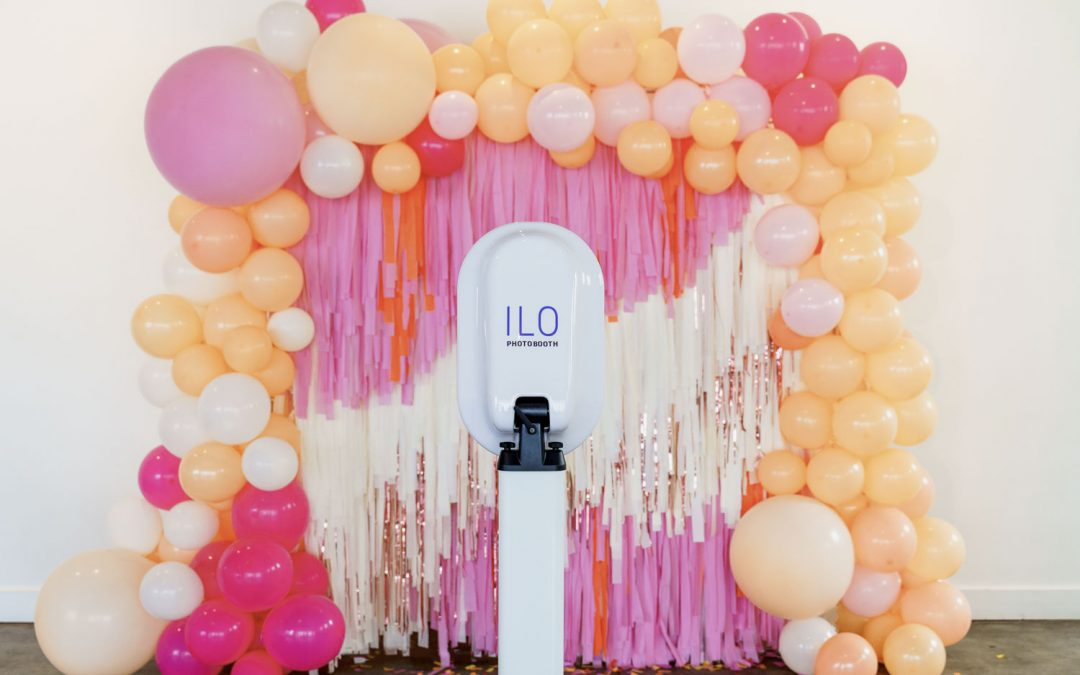 Photo Booth Inspiration: Through Rosé Colored Glasses Styled Shoot